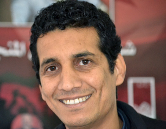 Portrait de Alaa Talbi, Directeur exécutif du FTDES