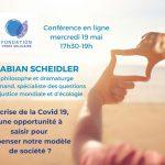 Conférence en ligne Fabian Scheidler